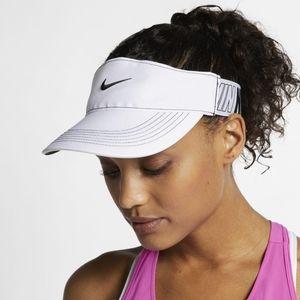 Nike Aerobill Tailwind Swoosh Visor Hat Cap Run